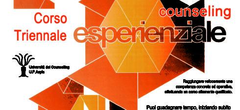 Ancora pochi posti disponibili per accedere al primo anno delCorso Triennale in Counseling Esperienzialenelle nostre sedi di Firenze, Pisa e […]