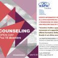 Un evento informativo finalizzato alla divulgazione del Counseling per la promozione del ben-essere e della qualità della vita. Un incontro rivolto a quanti vogliano conoscere o approfondire le offerte formative […]